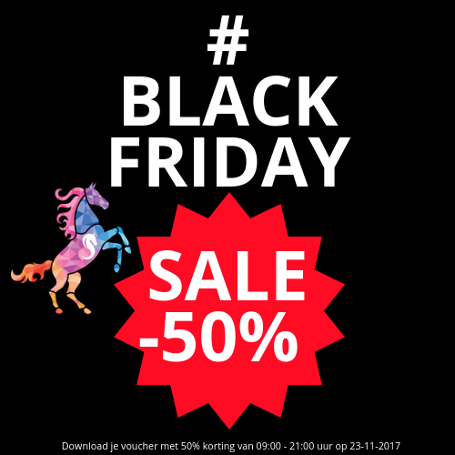 Black Friday Actie 2018